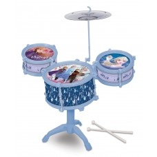 Disney Frozen 2 Toy Drum Kit Set