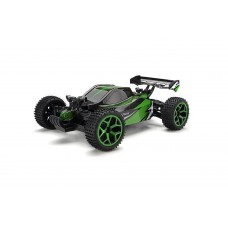 Dash Toyz Action Baja Remote Control RC Buggy 2.4 GHz 4WD 1:18 Scale Size RTR 20 KM/H (Colors May Vary)