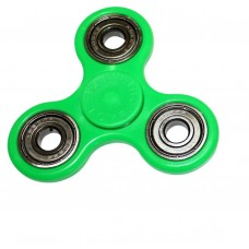 Dash Hand Spinner Tri Spinner Fidget Stress Anxiety Reliever Toy(colors may vary)
